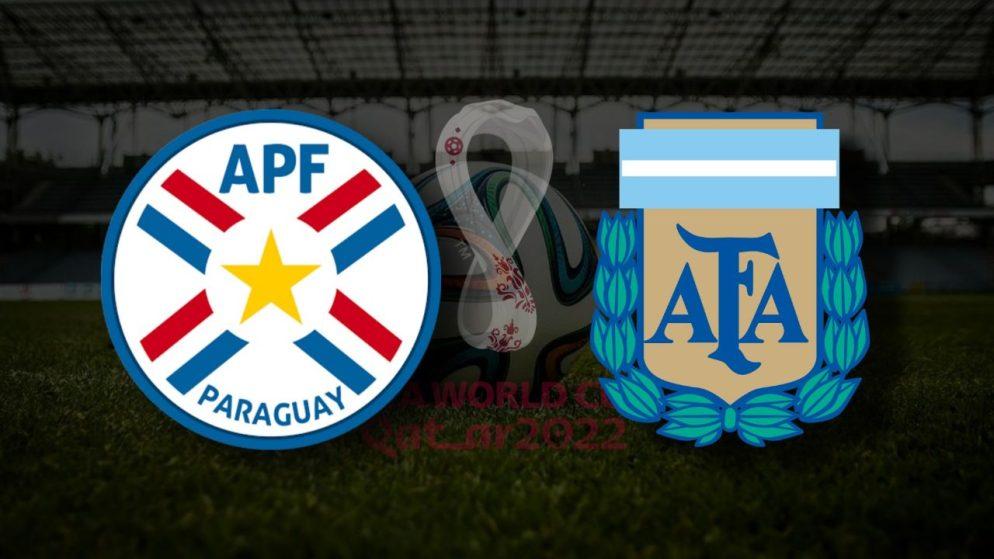 Apostas Paraguai x Argentina Eliminatórias CONMEBOL 07/10/21