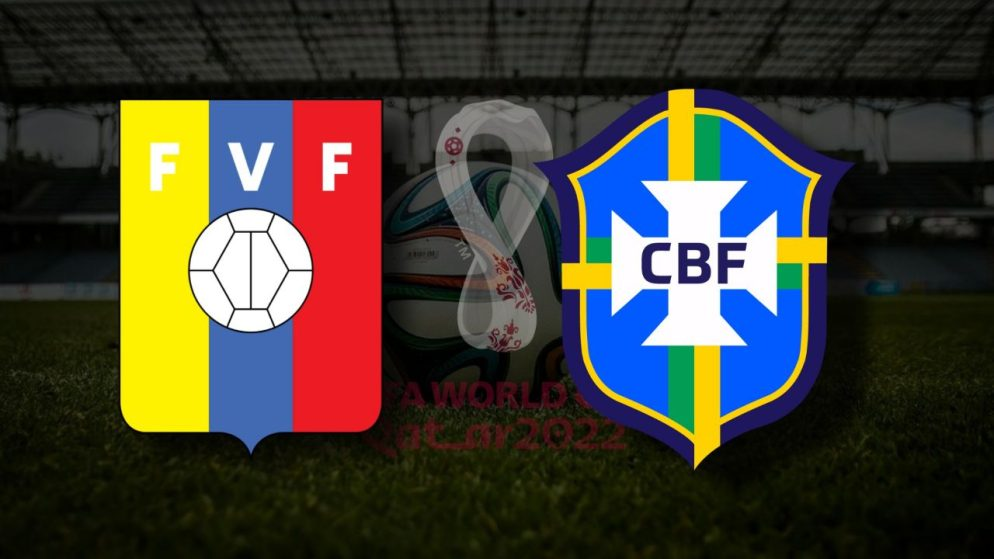 Apostas Venezuela x Brasil Eliminatórias CONMEBOL 07/10/21