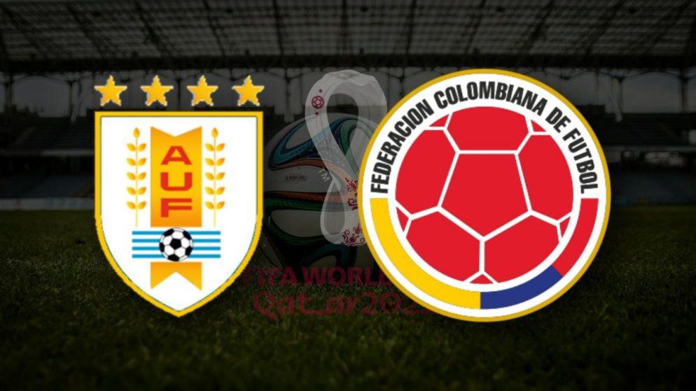 Apostas Uruguai x Colômbia Eliminatórias CONMEBOL 07/10/21