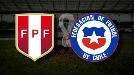 Apostas Peru x Chile Eliminatórias CONMEBOL 07/10/21