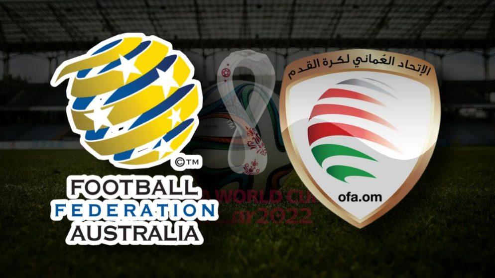 Apostas Austrália x Omã Eliminatórias AFC 07/10/21