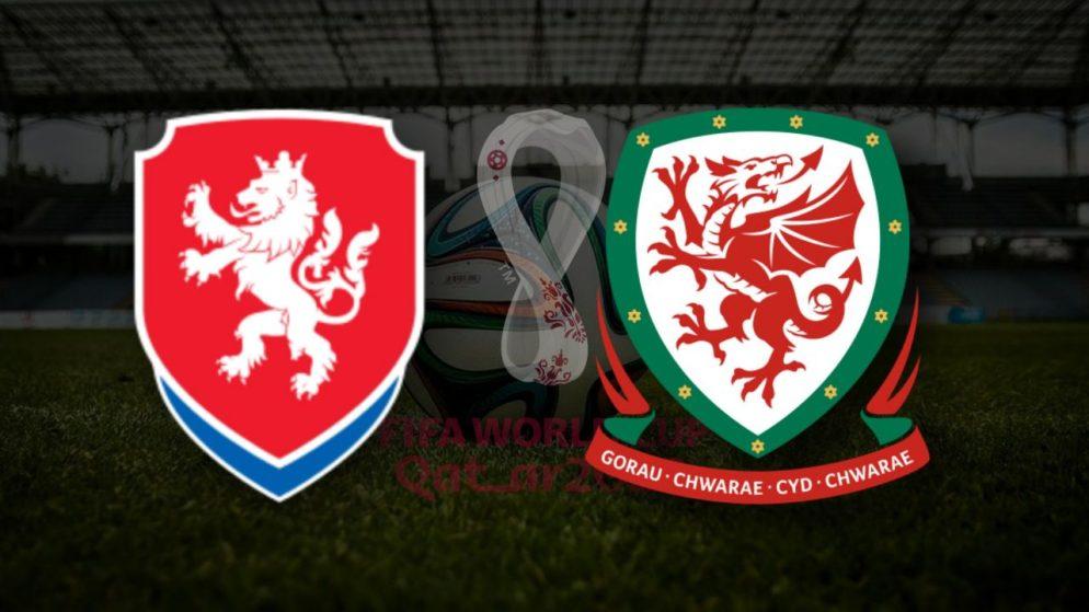 Apostas República Tcheca x País de Gales Eliminatórias UEFA 08/10/21