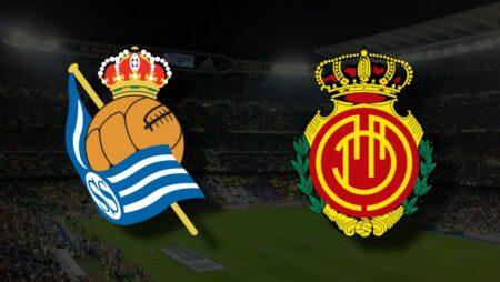 Apostas Real Sociedad x RCD Mallorca La Liga 16/10/21