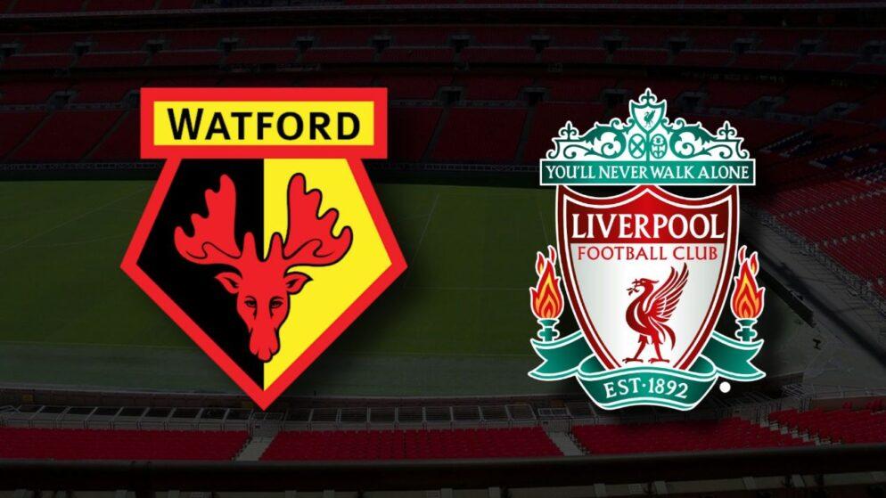 Apostas Watford x Liverpool Premier League 16/10/21