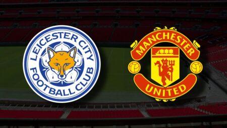 Apostas Leicester x Manchester United Premier League 16/10/21