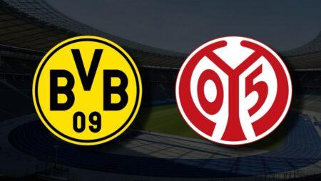 Apostas Borussia Dortmund x Mainz Bundesliga 16/10/21