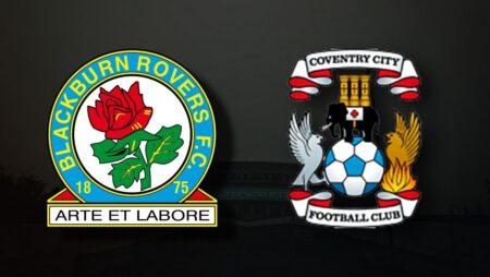 Apostas Blackburn x Coventry City Championship 16/10/21