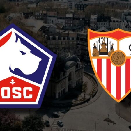 Apostas Lille x Sevilla Liga dos Campeões 20/10/21