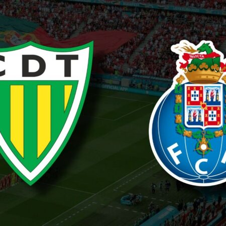 Apostas CD Tondela x FC Porto Primeira Liga 23/10/21