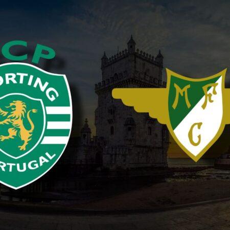 Apostas Sporting CP x Moreirense Primeira Liga 23/10/21