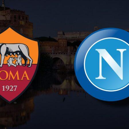 Apostas Roma x Napoli Serie A 24/10/21