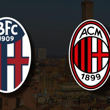 Apostas Bologna x Milan Serie A 23/10/21