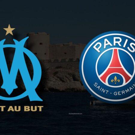 Apostas Olympique de Marseille x PSG Ligue 1 24/10/21