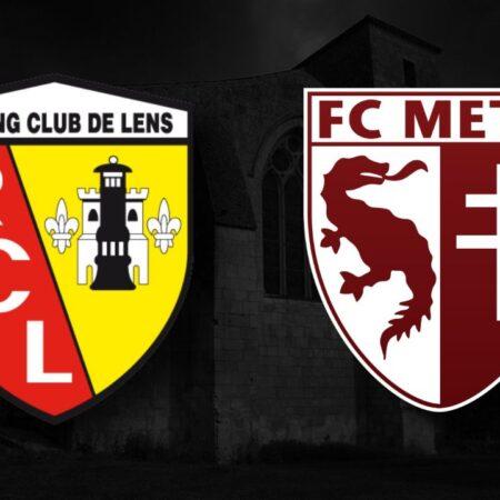 Apostas Lens x Metz Ligue 1 24/10/21