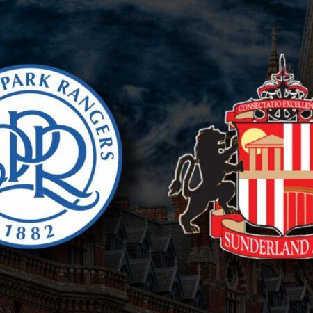 Apostas QPR x Sunderland EFL Cup 26/10/21