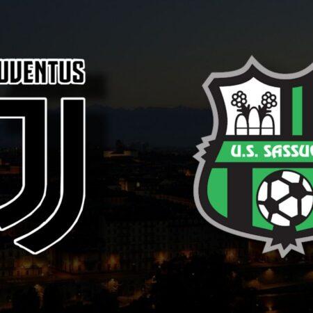 Apostas Juventus x Sassuolo Serie A 27/10/21